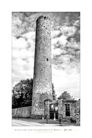 Kells Round tower, In Meath.