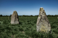 Standing Stones at Crosslow Tullow Co Carlow