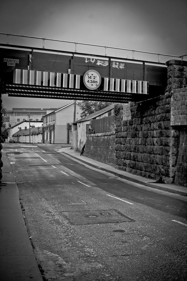 Pollerton bridge Carlow town.