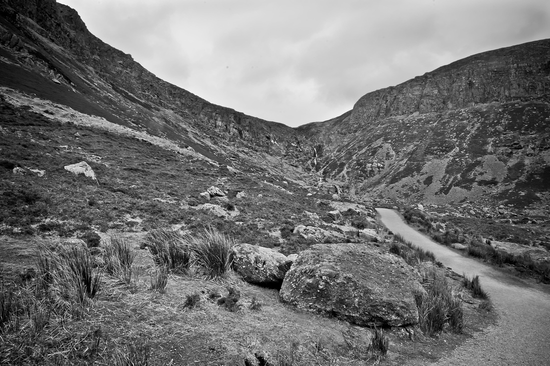 Into the Comeraghs